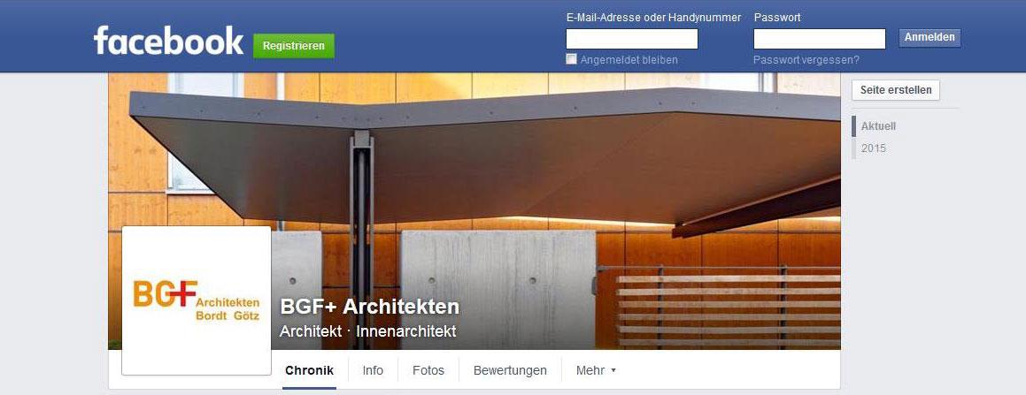 Bgf architekten jetzt auch auf facebook bgf architekten wiesbaden - Bgf architekten ...